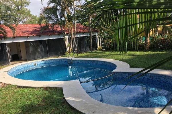 Foto de casa en venta en  , el estero, boca del río, veracruz de ignacio de la llave, 7219327 No. 01