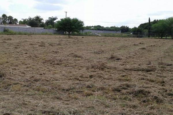 Foto de terreno habitacional en venta en  , el fraile, montemorelos, nuevo león, 8886263 No. 02