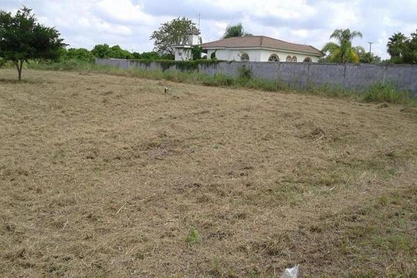 Foto de terreno habitacional en venta en  , el fraile, montemorelos, nuevo león, 8886263 No. 04