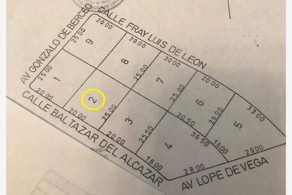 Foto de terreno habitacional en venta en  , el fresno, torreón, coahuila de zaragoza, 9281657 No. 07