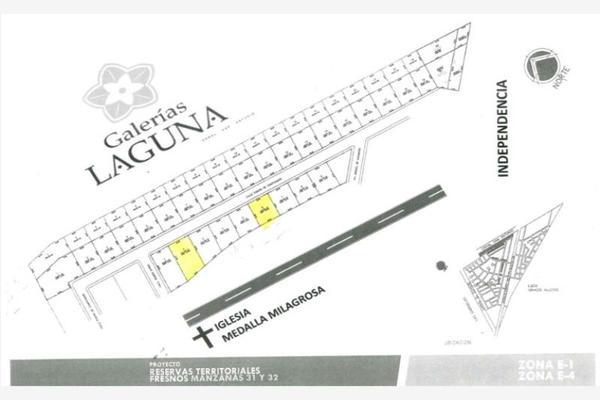 Foto de terreno habitacional en venta en  , el fresno, torreón, coahuila de zaragoza, 9924684 No. 02