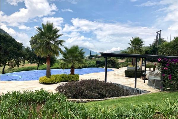 Foto de casa en condominio en venta en  , el fresno, valle de bravo, méxico, 9305325 No. 01