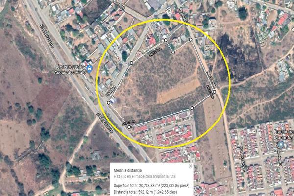 Foto de terreno comercial en venta en el horizonte , san pablo etla, san pablo etla, oaxaca, 7541165 No. 05
