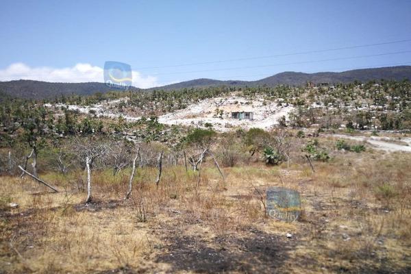 Foto de terreno habitacional en venta en  , el huajal, chilpancingo de los bravo, guerrero, 14024066 No. 01