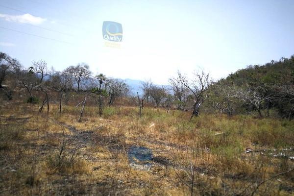 Foto de terreno habitacional en venta en  , el huajal, chilpancingo de los bravo, guerrero, 14024066 No. 04