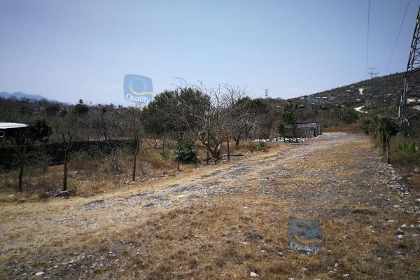 Foto de terreno habitacional en venta en  , el huajal, chilpancingo de los bravo, guerrero, 14024066 No. 07