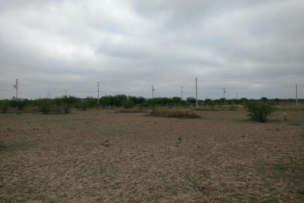 Foto de terreno habitacional en venta en el huizache y el cenizo 00, zaragoza, zaragoza, coahuila de zaragoza, 3068462 No. 04