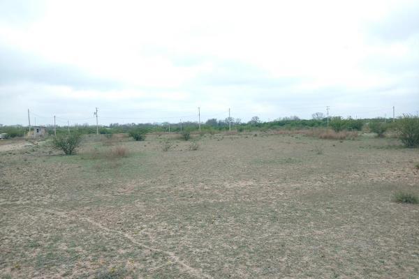 Foto de terreno habitacional en venta en el huizache y el cenizo 00, zaragoza, zaragoza, coahuila de zaragoza, 3068462 No. 07