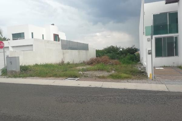 Foto de terreno habitacional en venta en el jaguey , residencial el refugio, querétaro, querétaro, 14023291 No. 01