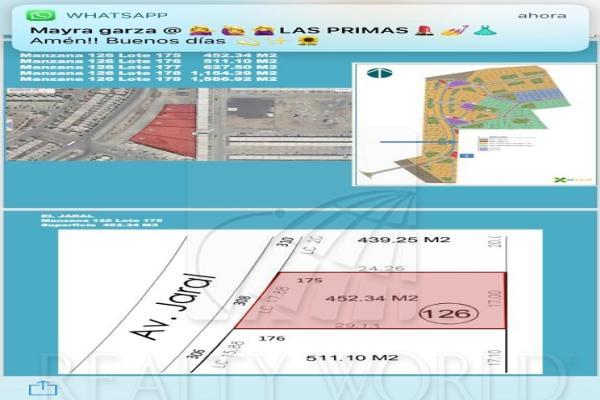 Foto de terreno comercial en venta en  , el jaral, el carmen, nuevo león, 6504922 No. 02
