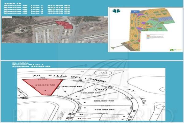 Foto de terreno comercial en venta en  , el jaral, el carmen, nuevo león, 6504922 No. 09