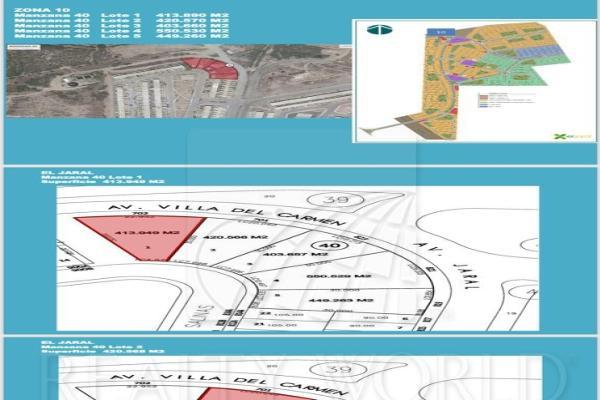 Foto de terreno comercial en venta en  , el jaral, el carmen, nuevo león, 6504922 No. 11