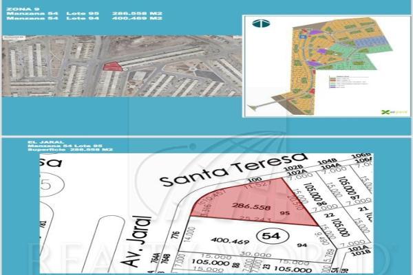 Foto de terreno comercial en venta en  , el jaral, el carmen, nuevo león, 6504922 No. 01