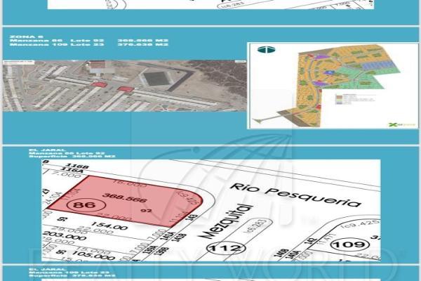 Foto de terreno comercial en venta en  , el jaral, el carmen, nuevo león, 6504922 No. 14