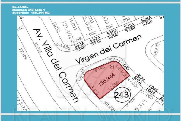 Foto de terreno comercial en venta en  , el jaral, el carmen, nuevo león, 6504922 No. 15