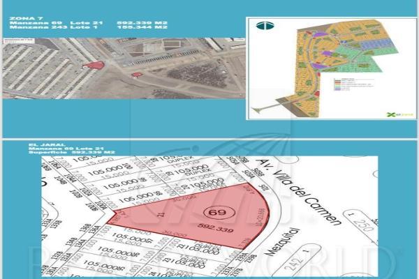 Foto de terreno comercial en venta en  , el jaral, el carmen, nuevo león, 6504922 No. 16