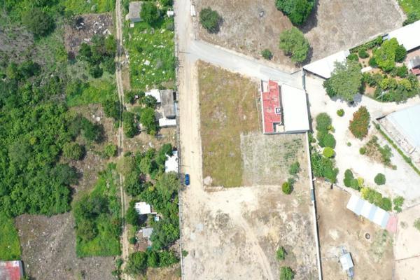 Foto de terreno habitacional en venta en  , el jobo, tuxtla gutiérrez, chiapas, 11445343 No. 02