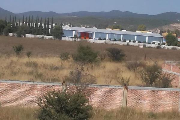 Foto de terreno habitacional en venta en el jofrito 00, santa rosa de jauregui, querétaro, querétaro, 6179579 No. 01