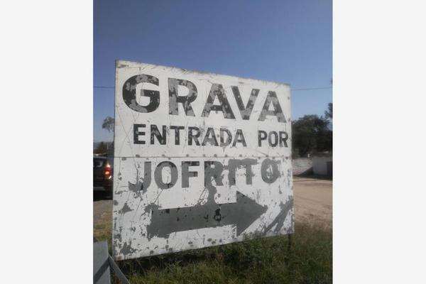 Foto de terreno habitacional en venta en el jofrito 00, santa rosa de jauregui, querétaro, querétaro, 6179579 No. 03