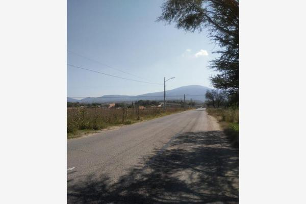 Foto de terreno habitacional en venta en el jofrito 00, santa rosa de jauregui, querétaro, querétaro, 6179579 No. 08