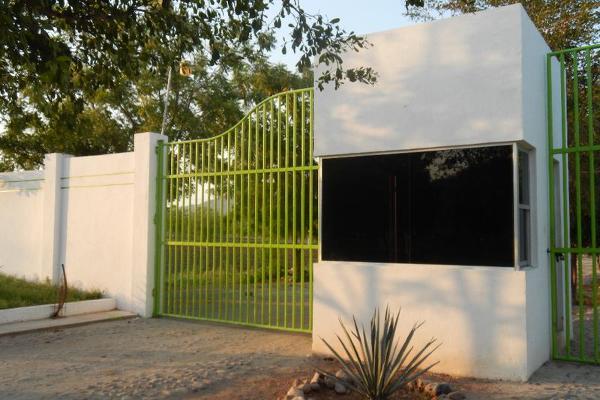 Foto de terreno comercial en venta en  , el limón de los ramos, culiacán, sinaloa, 7887216 No. 01