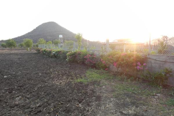 Foto de terreno comercial en venta en  , el limón de los ramos, culiacán, sinaloa, 7887216 No. 11