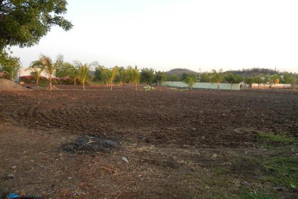 Foto de terreno comercial en venta en  , el limón de los ramos, culiacán, sinaloa, 7887216 No. 13