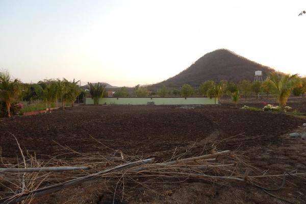 Foto de terreno comercial en venta en  , el limón de los ramos, culiacán, sinaloa, 7887216 No. 16