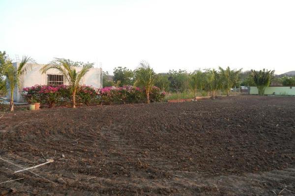 Foto de terreno comercial en venta en  , el limón de los ramos, culiacán, sinaloa, 7887216 No. 19