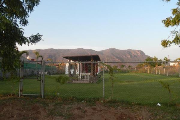Foto de terreno comercial en venta en  , el limón de los ramos, culiacán, sinaloa, 7887216 No. 22