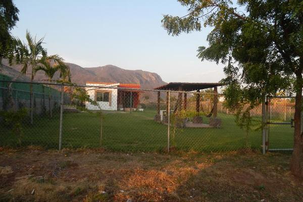 Foto de terreno comercial en venta en  , el limón de los ramos, culiacán, sinaloa, 7887216 No. 23