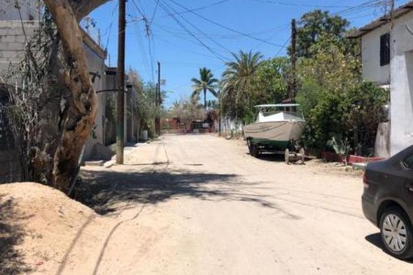 Foto de terreno habitacional en venta en  , el manglito, loreto, baja california sur, 8093132 No. 01