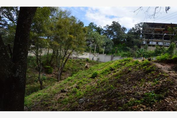 Foto de terreno habitacional en venta en el manguito 100, centro, tenango del valle, méxico, 5980122 No. 01