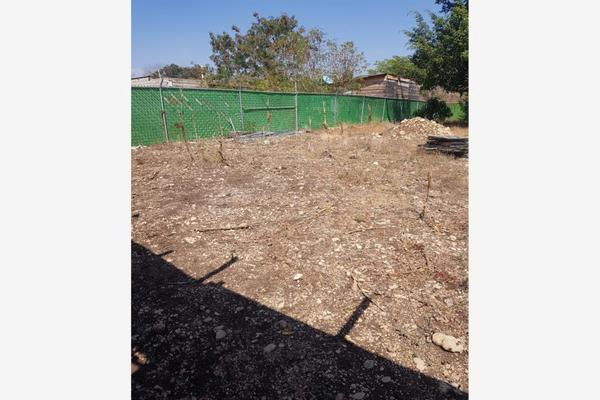 Foto de terreno habitacional en venta en el manguito esquina con calle privada , terán, tuxtla gutiérrez, chiapas, 14839231 No. 04