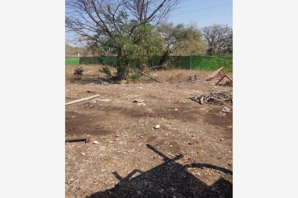Foto de terreno habitacional en venta en el manguito esquina con calle privada , terán, tuxtla gutiérrez, chiapas, 14839231 No. 07