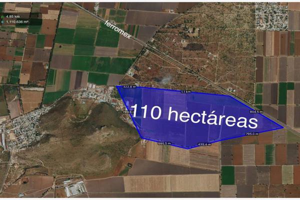Foto de terreno industrial en venta en el marques 0, paseos del marques, el marqués, querétaro, 8842874 No. 01
