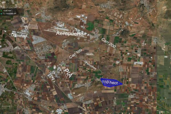 Foto de terreno industrial en venta en el marques 0, paseos del marques, el marqués, querétaro, 8842874 No. 02