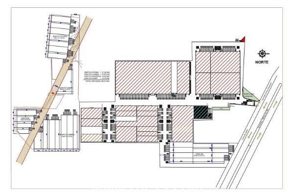 Foto de nave industrial en renta en  , el marqués, querétaro, querétaro, 14034598 No. 03