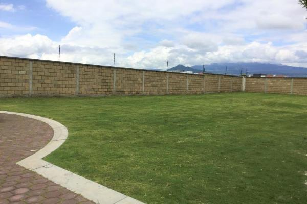 Foto de terreno habitacional en venta en . ., el mesón, calimaya, méxico, 5623348 No. 01