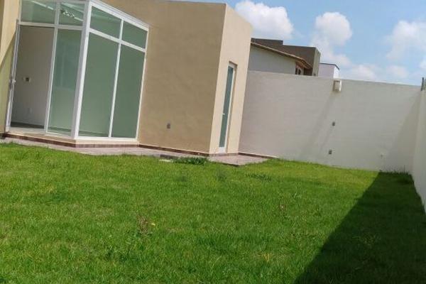 Foto de casa en venta en  , el mesón, calimaya, méxico, 5664400 No. 23