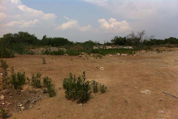 Foto de terreno habitacional en renta en  , el mezquital, apodaca, nuevo león, 13977809 No. 02