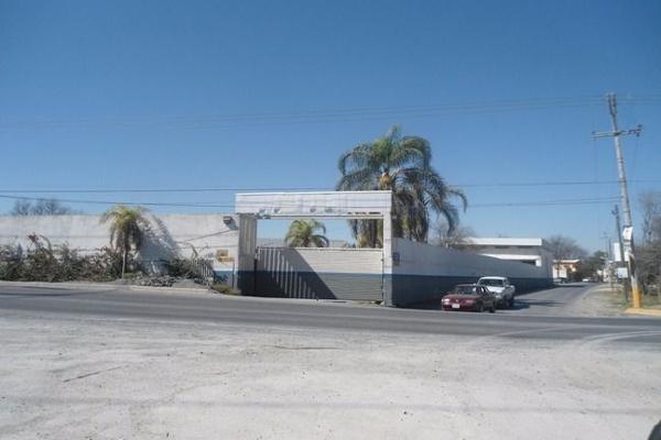 Foto de terreno industrial en venta en  , el mezquital, apodaca, nuevo león, 3075288 No. 03