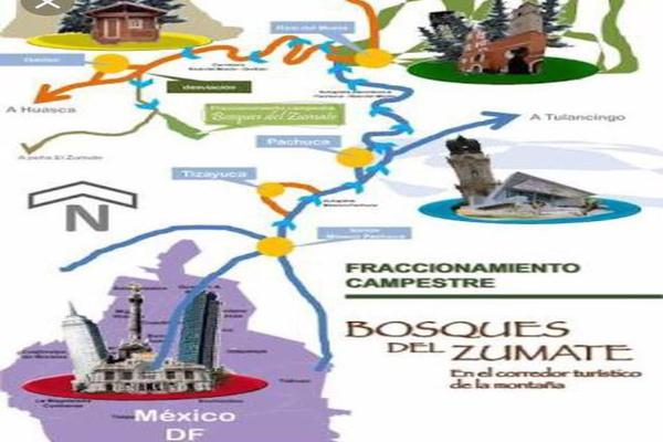 Foto de terreno habitacional en venta en  , el mirador (la coyotera), omitlán de juárez, hidalgo, 8066835 No. 05