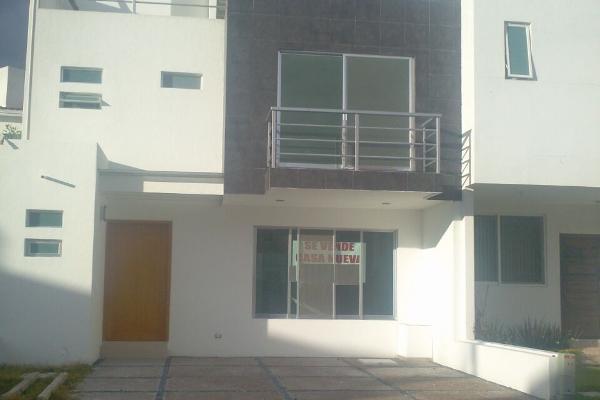 Foto de casa en venta en  , el mirador, querétaro, querétaro, 14034317 No. 01