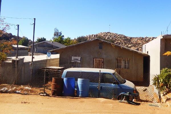 Foto de terreno habitacional en venta en  , el mirador, tecate, baja california, 6207443 No. 02