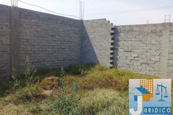 Foto de terreno habitacional en venta en  , el naranjo, chalco, méxico, 3108749 No. 04