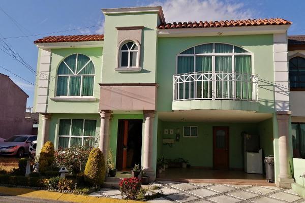 Foto de casa en venta en  , el nogal, metepec, méxico, 13434345 No. 01