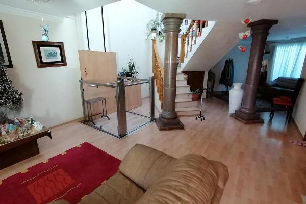 Foto de casa en venta en  , el nogal, metepec, méxico, 13434345 No. 08