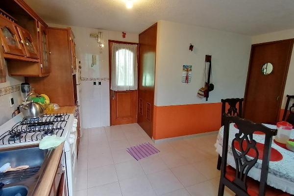 Foto de casa en venta en  , el nogal, metepec, méxico, 13434345 No. 09