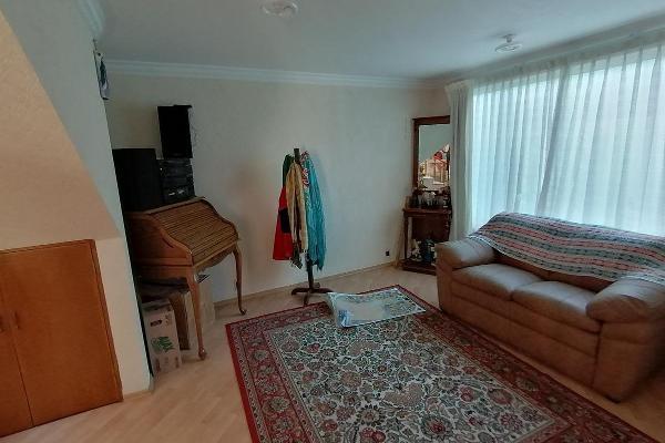 Foto de casa en venta en  , el nogal, metepec, méxico, 13434345 No. 13